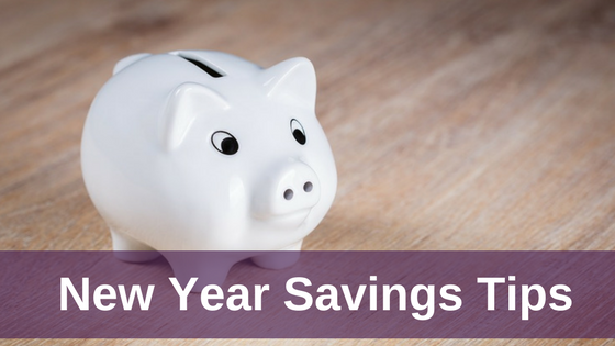 New Year Saving Tips