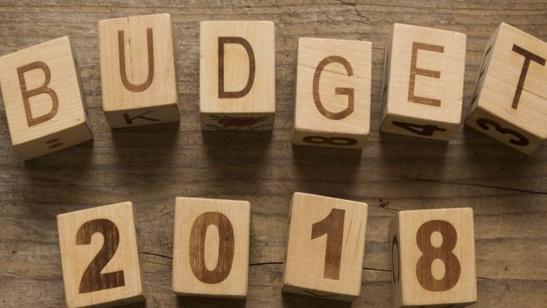 UK Budget Overview 2018